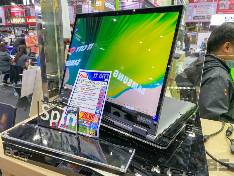 Acer Notebook Promotion Commart 2020 7