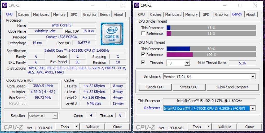 CPUz 2