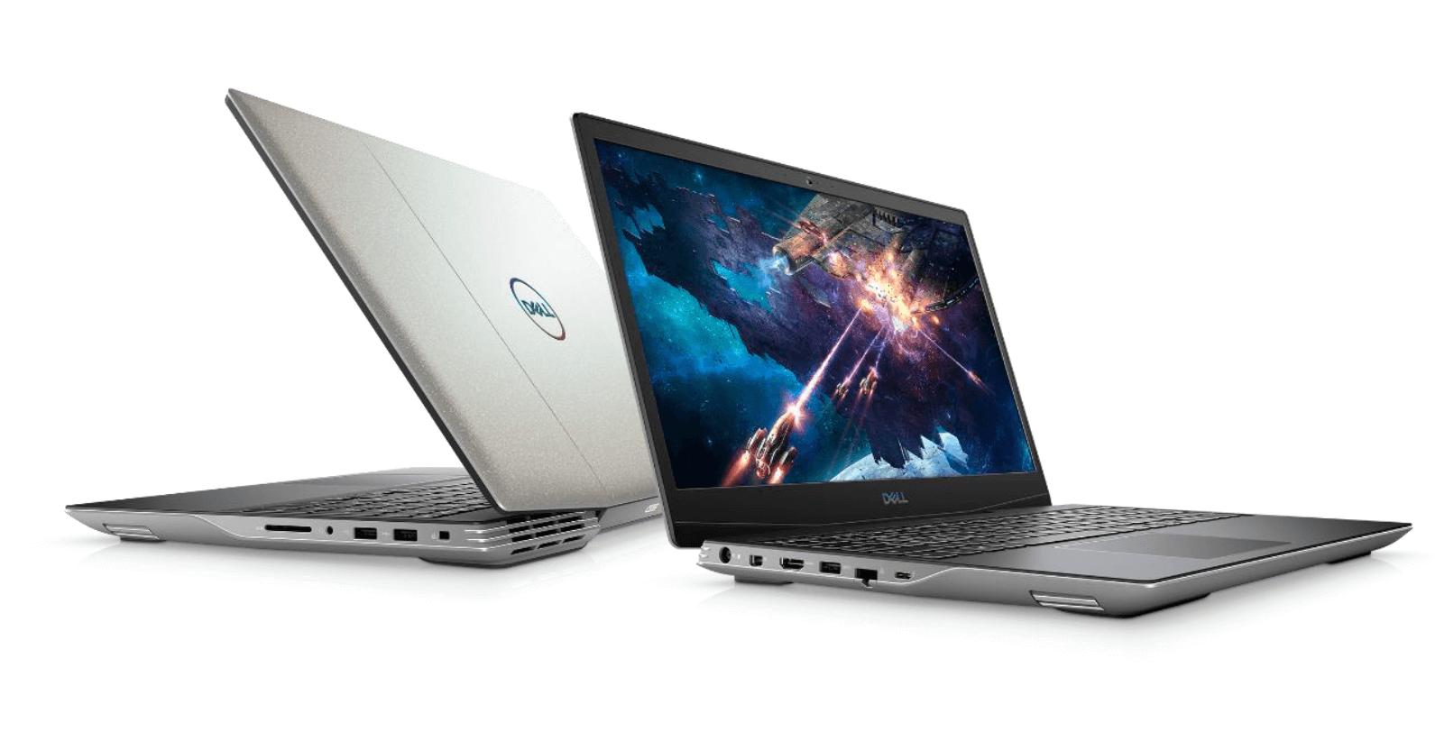 Dell G5 15 SE AMD Ryzen 4000 CPU AMD Radeon RX GPU Notebook 1