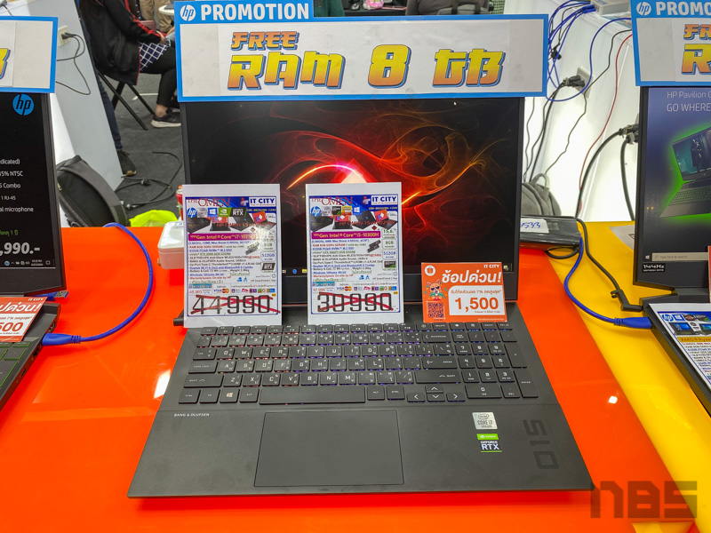 HP Notebook Promotion Commart 2020 17