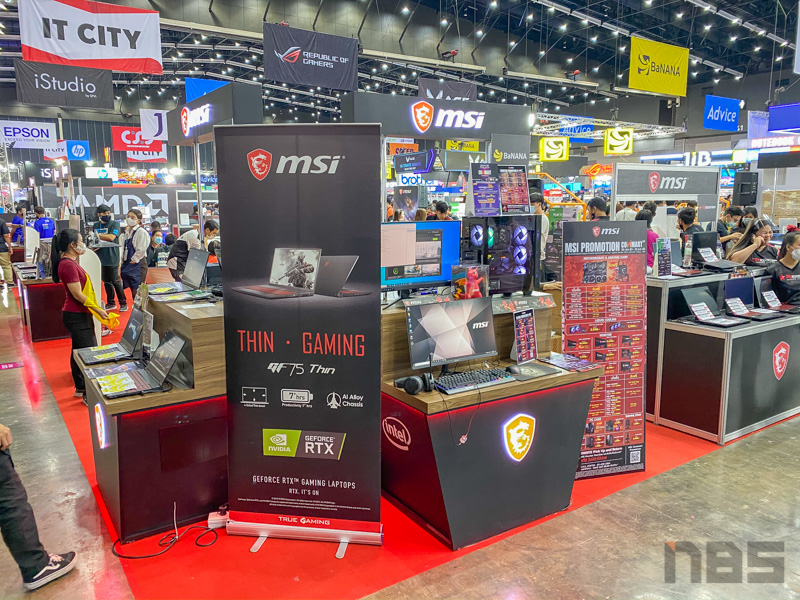 MSI Notebook Promotion Commart 2020 1