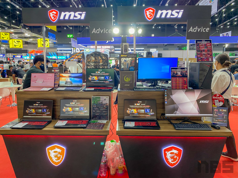 MSI Notebook Promotion Commart 2020 4