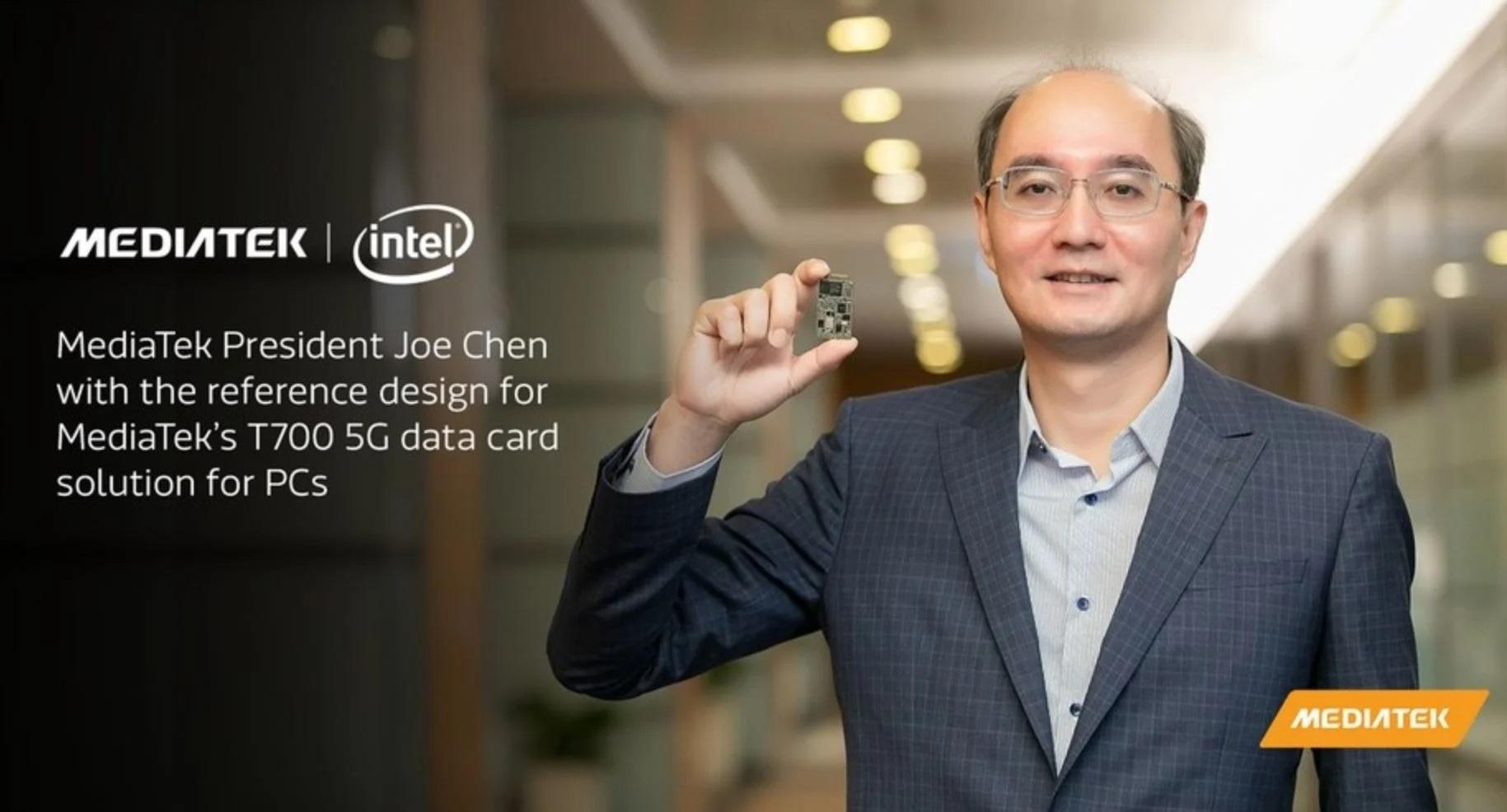 MediaTek Intel