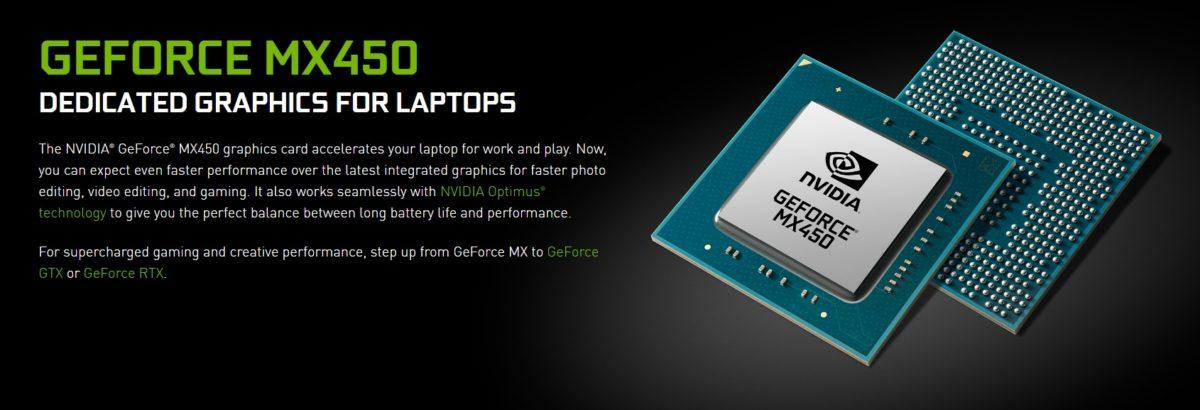 NVIDIA GeForce MX450 1200x410 1