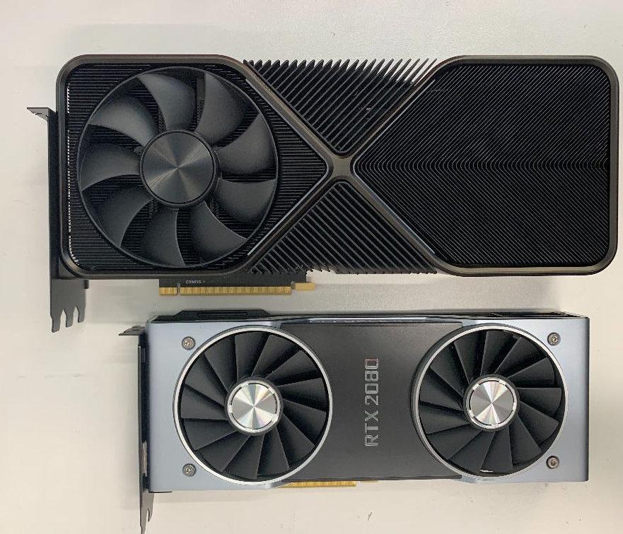 NVIDIA GeForce RTX 3090 1 1
