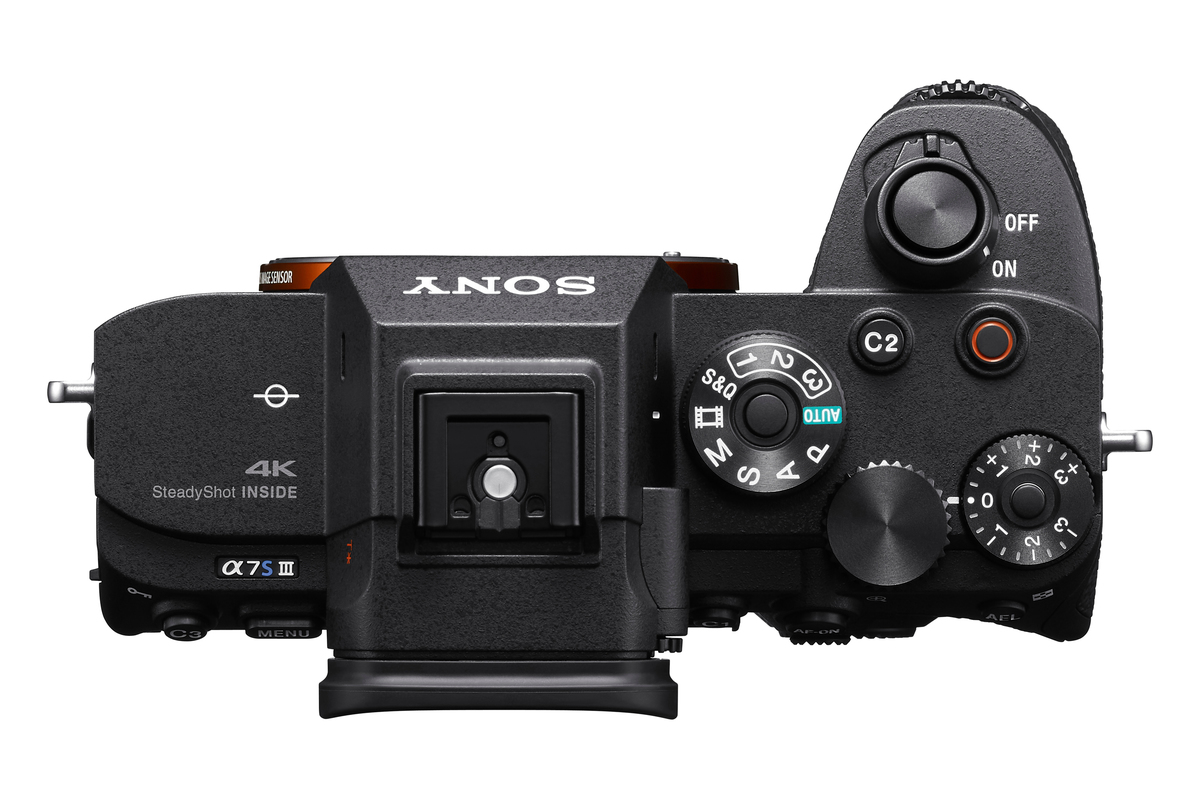 Pic A7SIII Product Shot 5