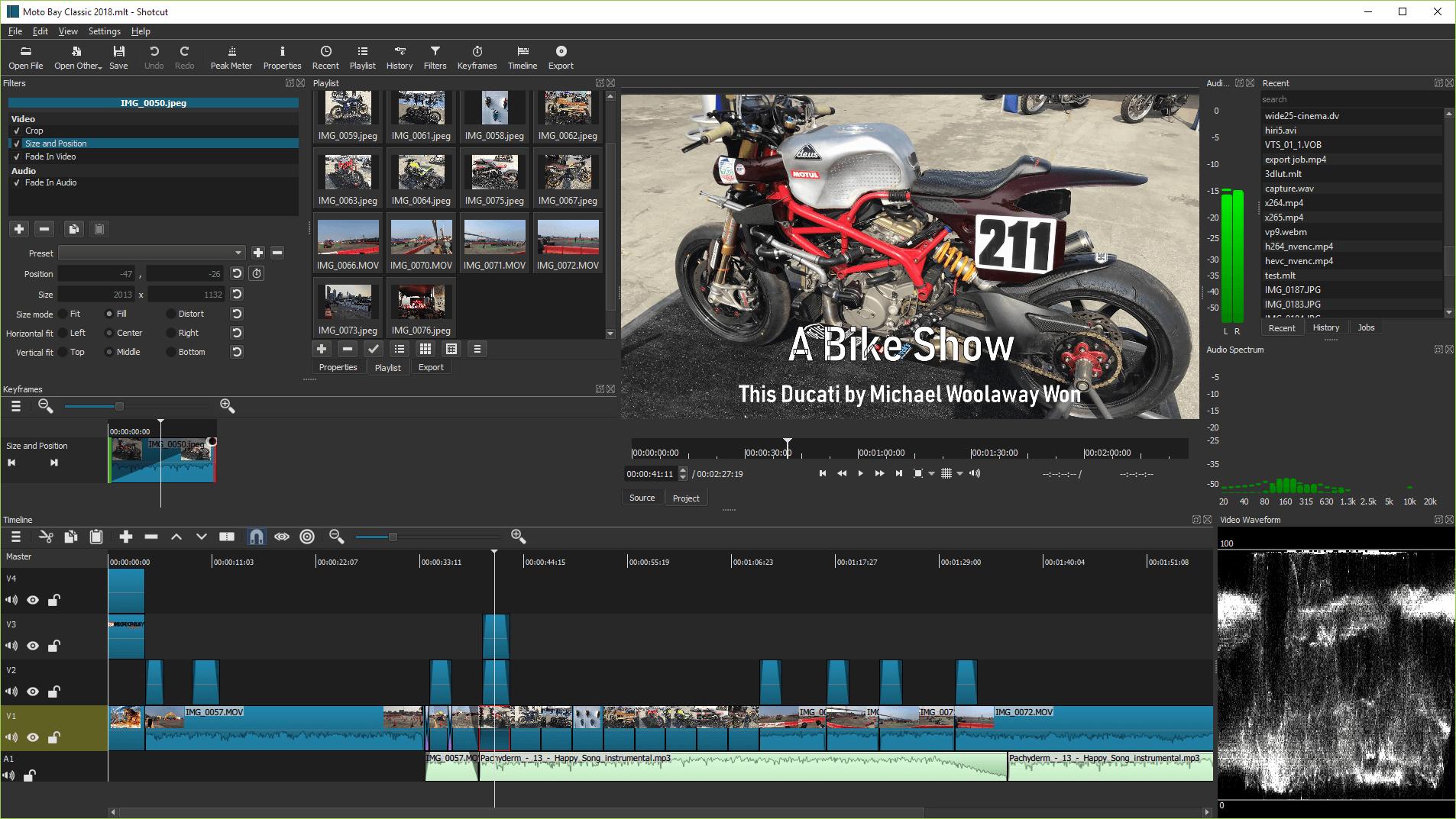 โปรแกรมตัดต่อวิดีโอ