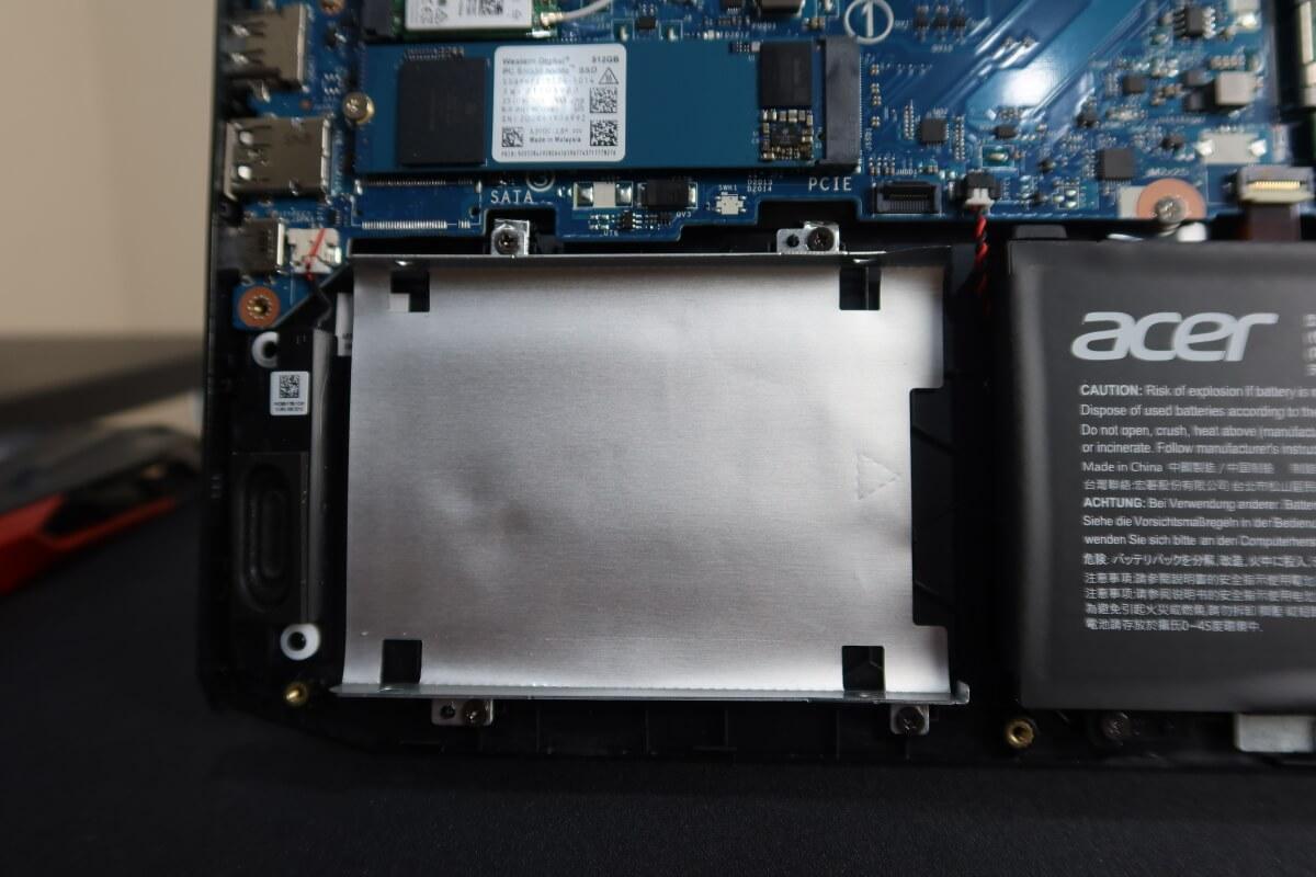 Upgrade Acer Nitro 5 7