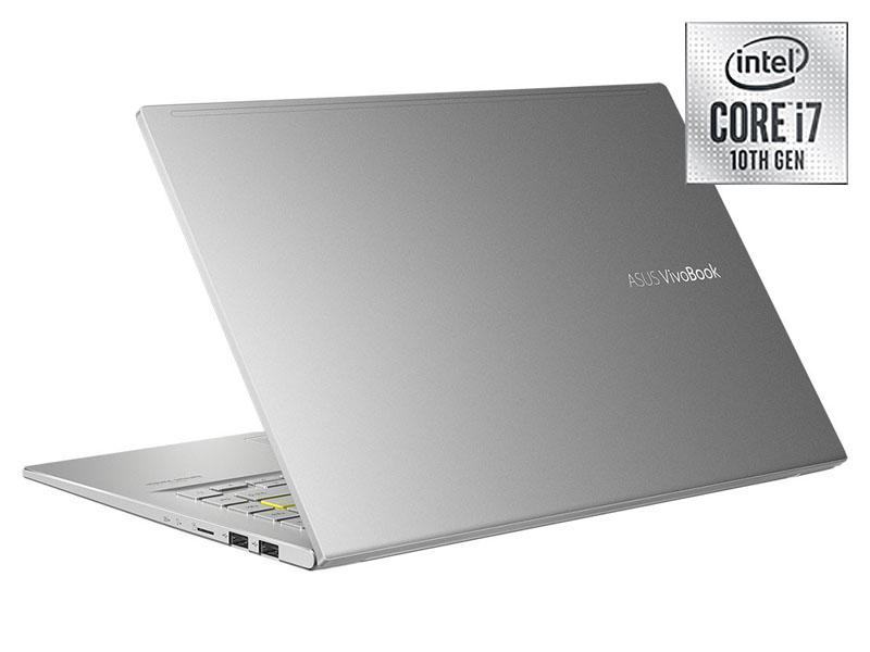 VivoBook 14 S413FQ Silver bo i7