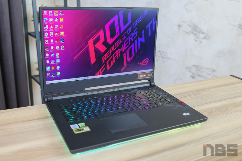 ASUS ROG Strix Scar G17 RTX2080s Review11