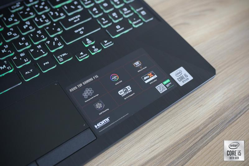 ASUS TUF Gaming F15 FX506 Review 17