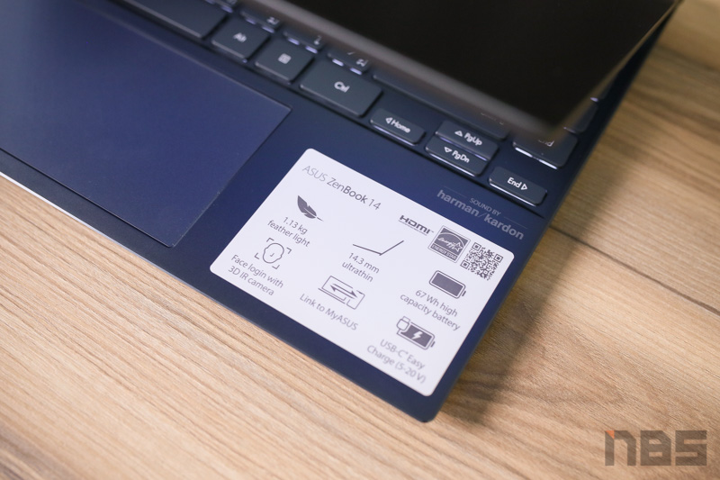 ASUS ZenBook 14 UM425IA Review 14