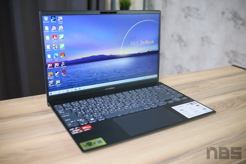ASUS ZenBook 14 UM425IA Review 8