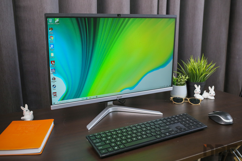 Acer C24 AIO Ryzen Review 2