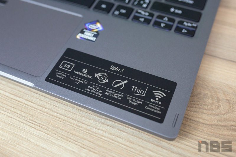 Acer Spin 5 i7 Review 32