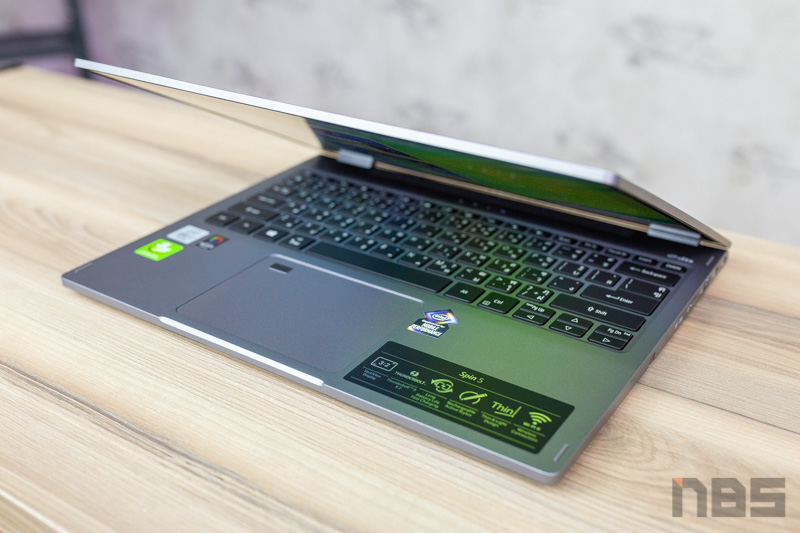 Acer Spin 5 i7 Review 35