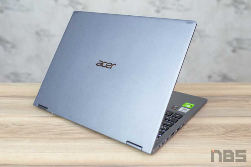 Acer Spin 5 i7 Review 61