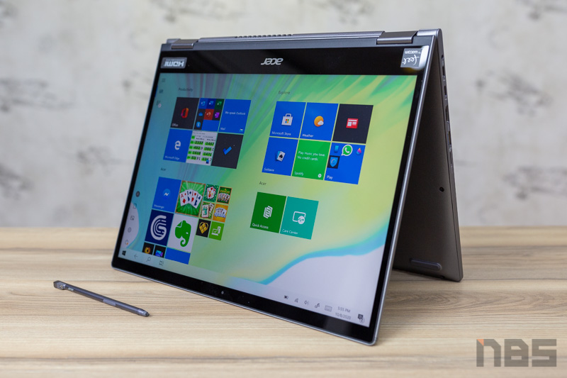 Acer Spin 5 i7 Review 68