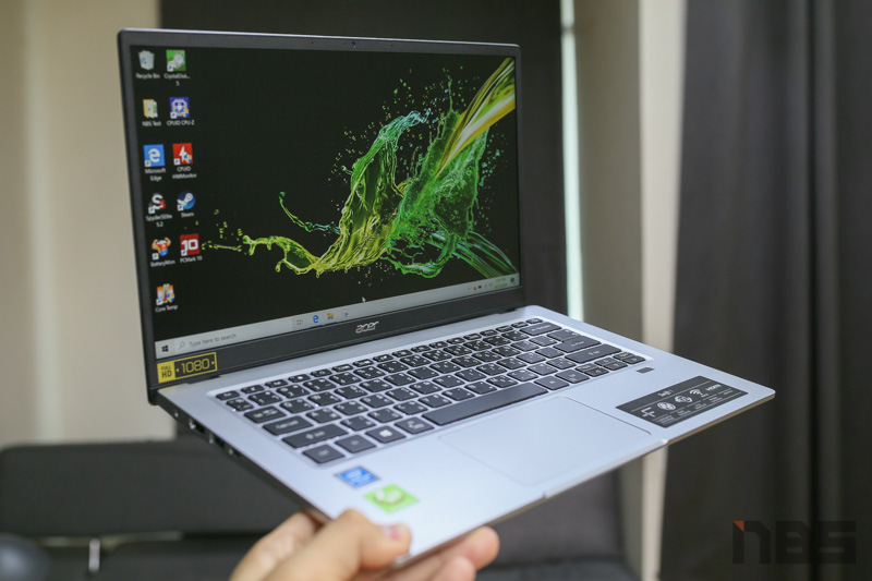 Acer Swift 1 2020 Review 65