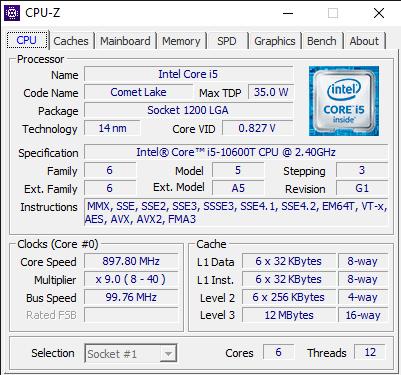 CPU Z 9 14 2020 2 05 23 AM