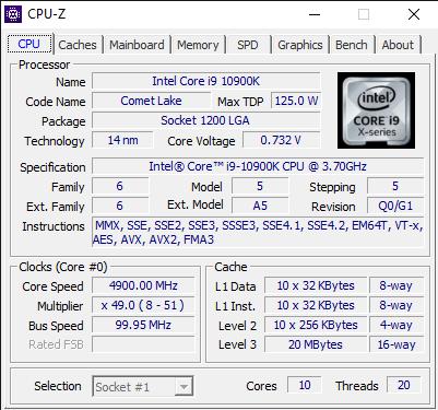 CPU Z 9 29 2020 11 59 47 AM