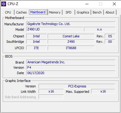 CPU Z 9 29 2020 11 59 51 AM