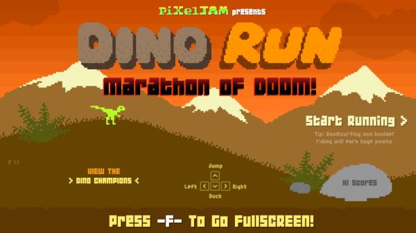 Dino Run 1