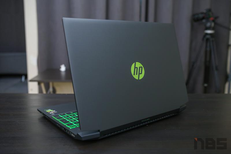 HP Pavilion Gaming 15 R7 4800H GTX1660Ti Review 33