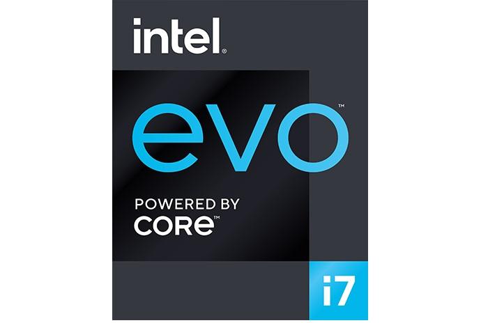 Intel Evo Platform Badge i7