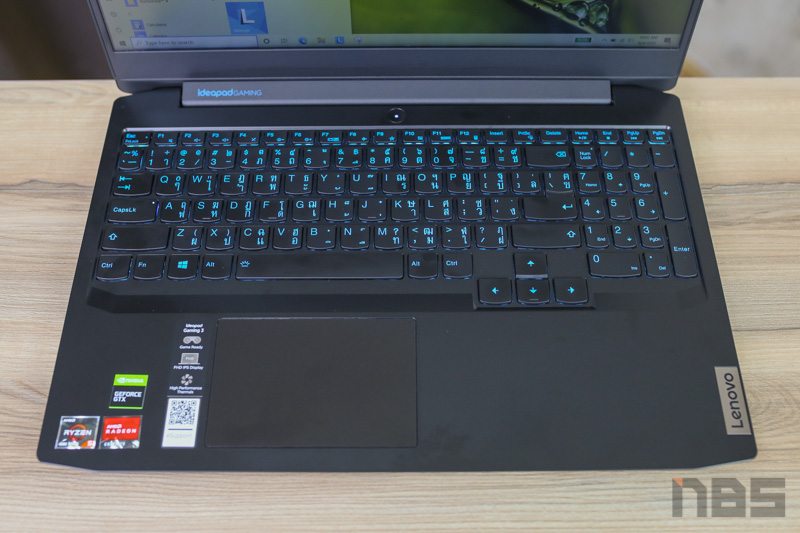 Lenovo IdeaPad Gaming 3 Ryzen Review 14