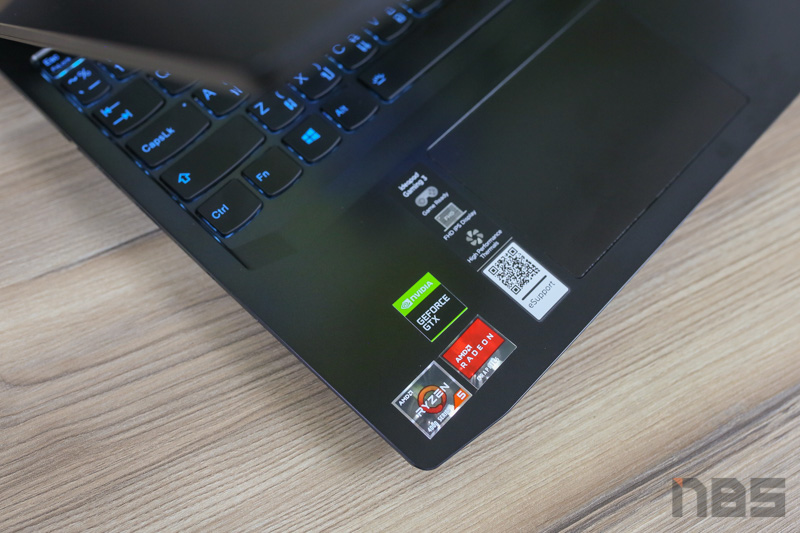 Lenovo IdeaPad Gaming 3 Ryzen Review 59