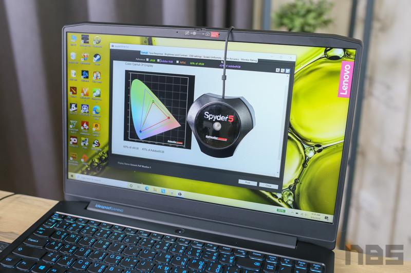 Lenovo IdeaPad Gaming 3 Ryzen Review 6