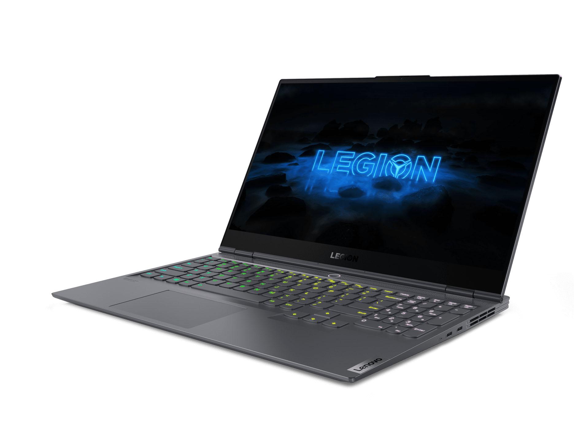 Lenovo Legion Slim 7i Facing Right