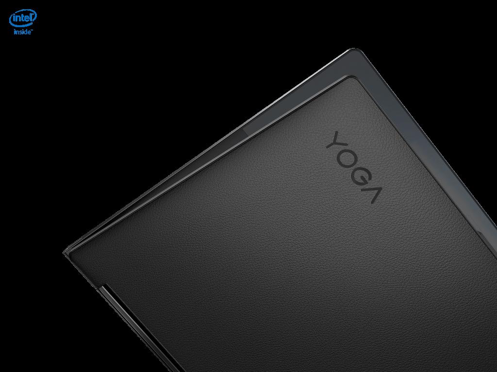 Lenovo Yoga 9i Closeup Cover Logo min