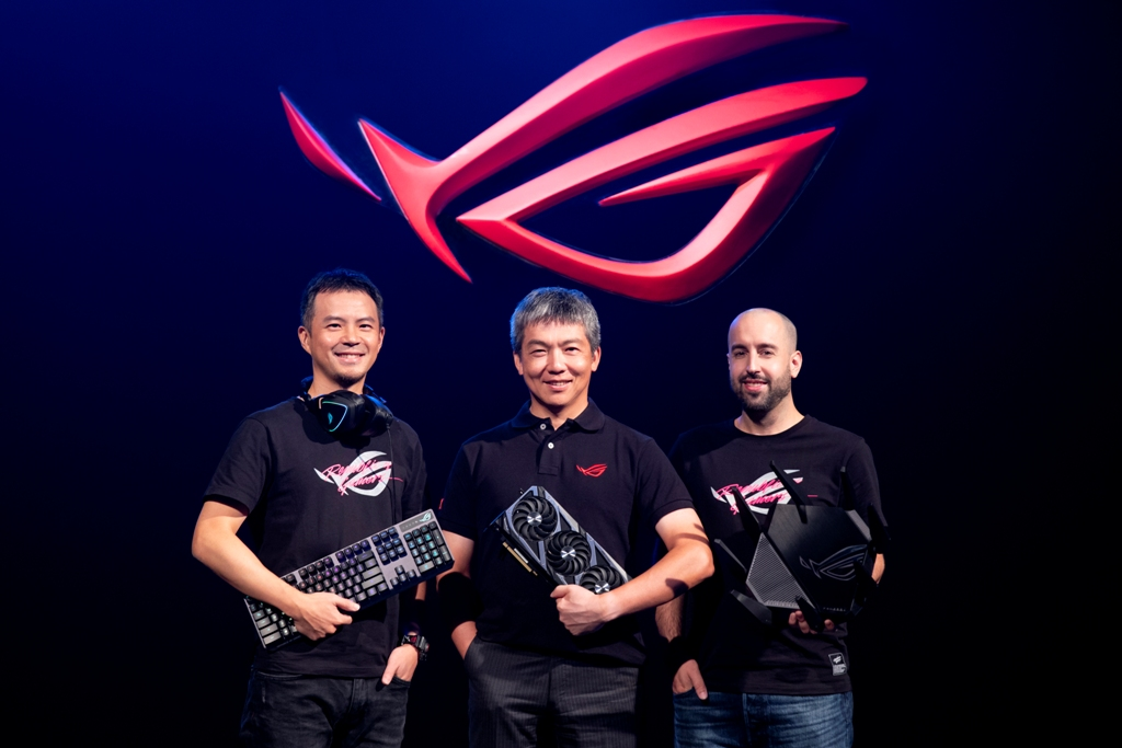 ROG Announces Meta Buffs Lineup for Leveling Up Gaming