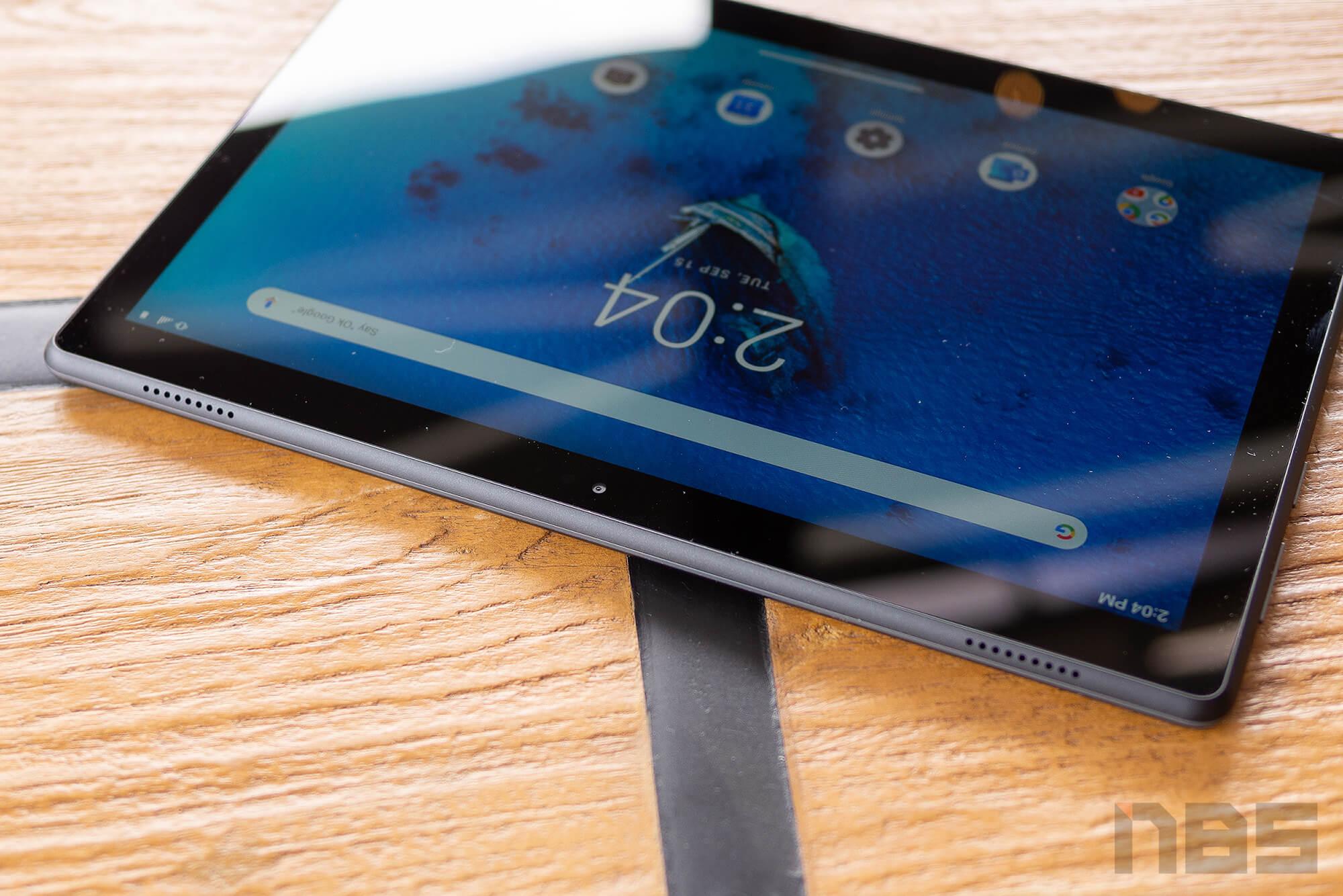 Review Lenovo Tab M10 REL FHD NotebookSPEC 3