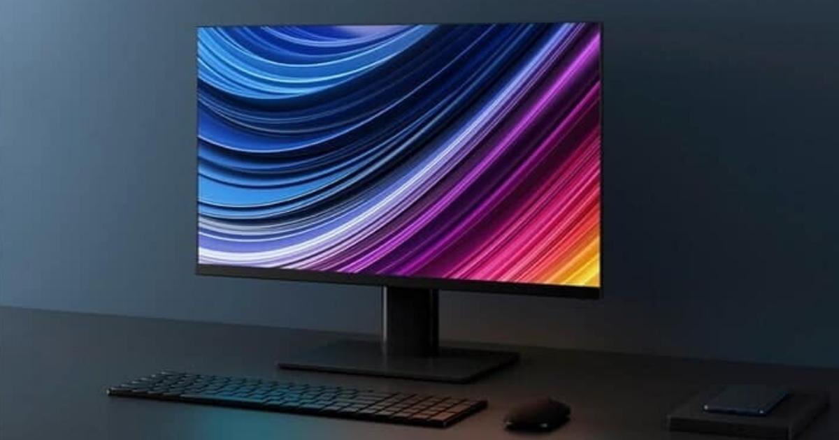 Xiaomi monitor 240hz 3
