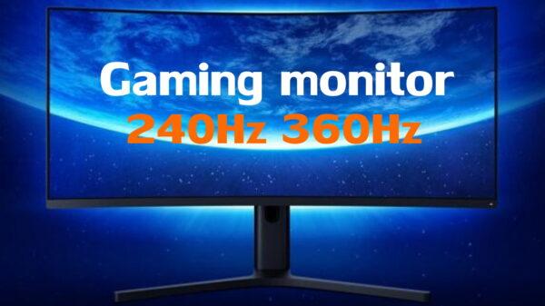 Xiaomi monitor 240hz cov 1