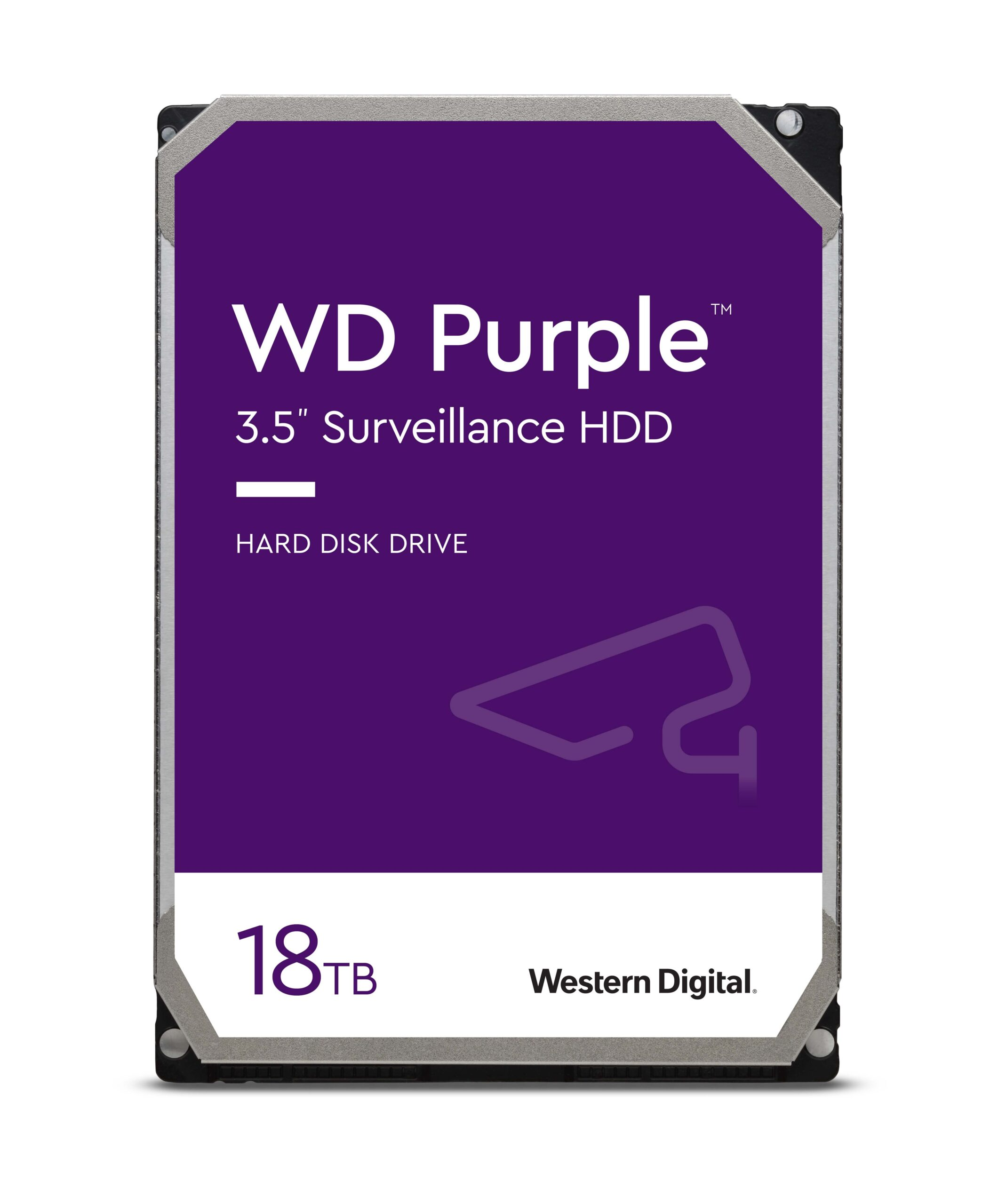 en us WD Purple 3.5 HDD front 18TB HR scaled