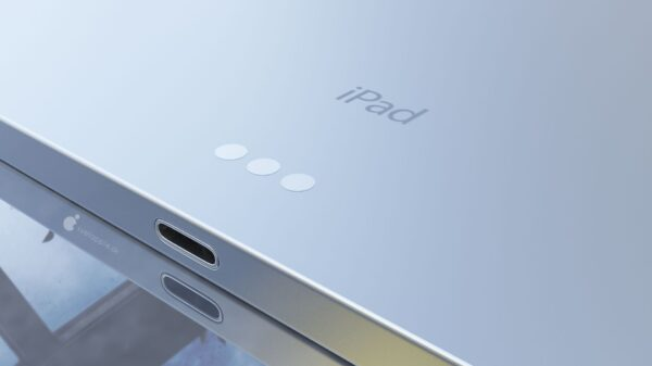 iPad Air 4 concept 6