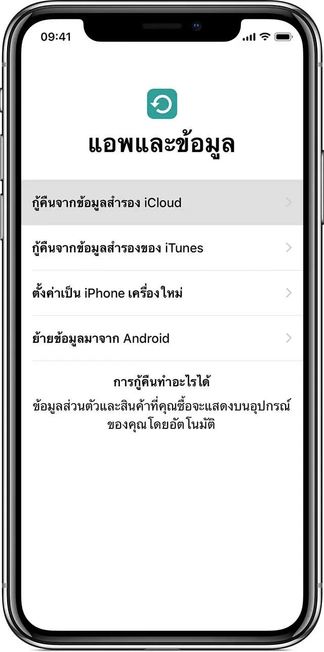 ย้ายรูป IPhone