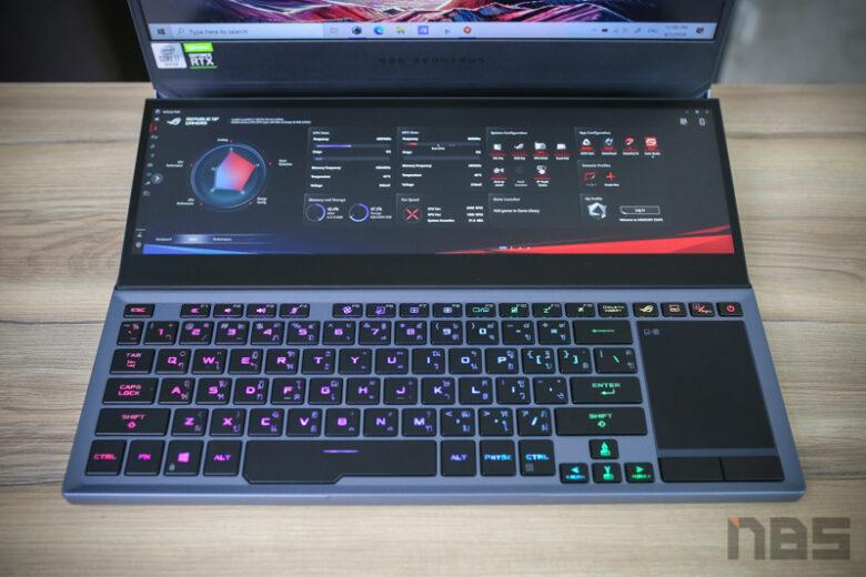 ASUS ROG Zephyrus Duo 15 GX550 Review 4