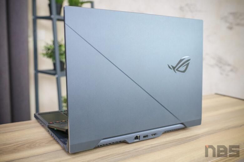 ASUS ROG Zephyrus Duo 15 GX550 Review 41