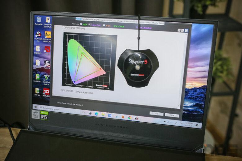 ASUS ROG Zephyrus Duo 15 GX550 Review 60
