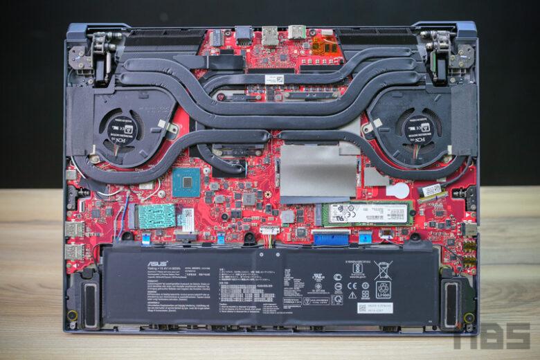 ASUS ROG Zephyrus Duo 15 GX550 Review 71