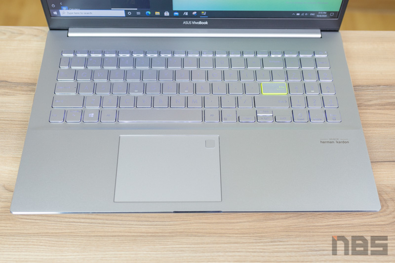 ASUS VivoBook S15 S533 Core i Gen 11 Review 11