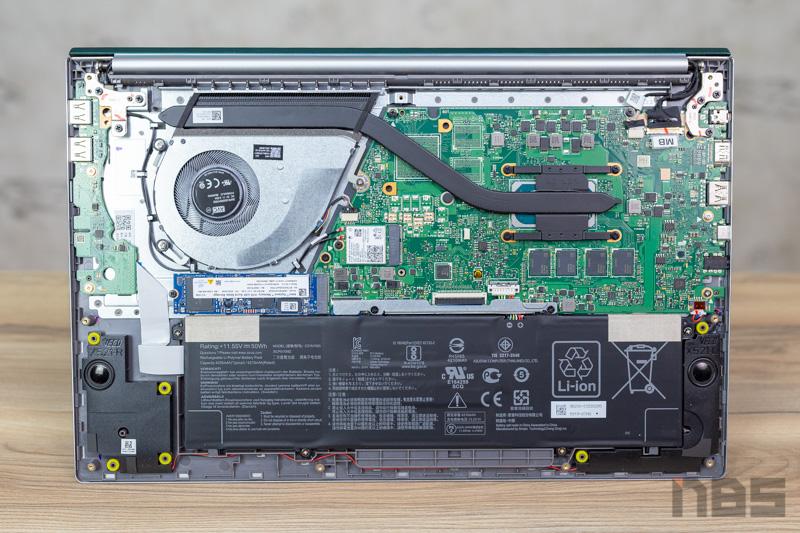 ASUS VivoBook S15 S533 Core i Gen 11 Review 46