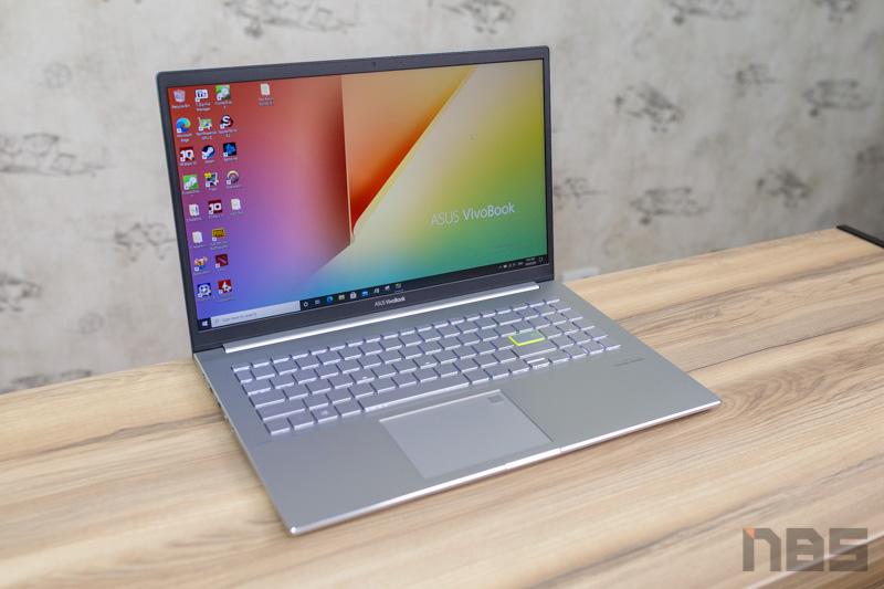 ASUS VivoBook S15 S533 Core i Gen 11 Review 5