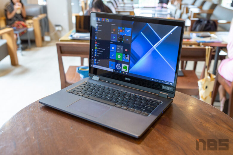 Acer TravelMate Spin P4 Review 15 1