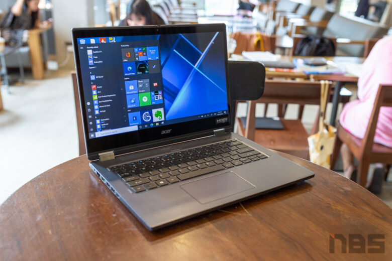 Acer TravelMate Spin P4 Review 16 1